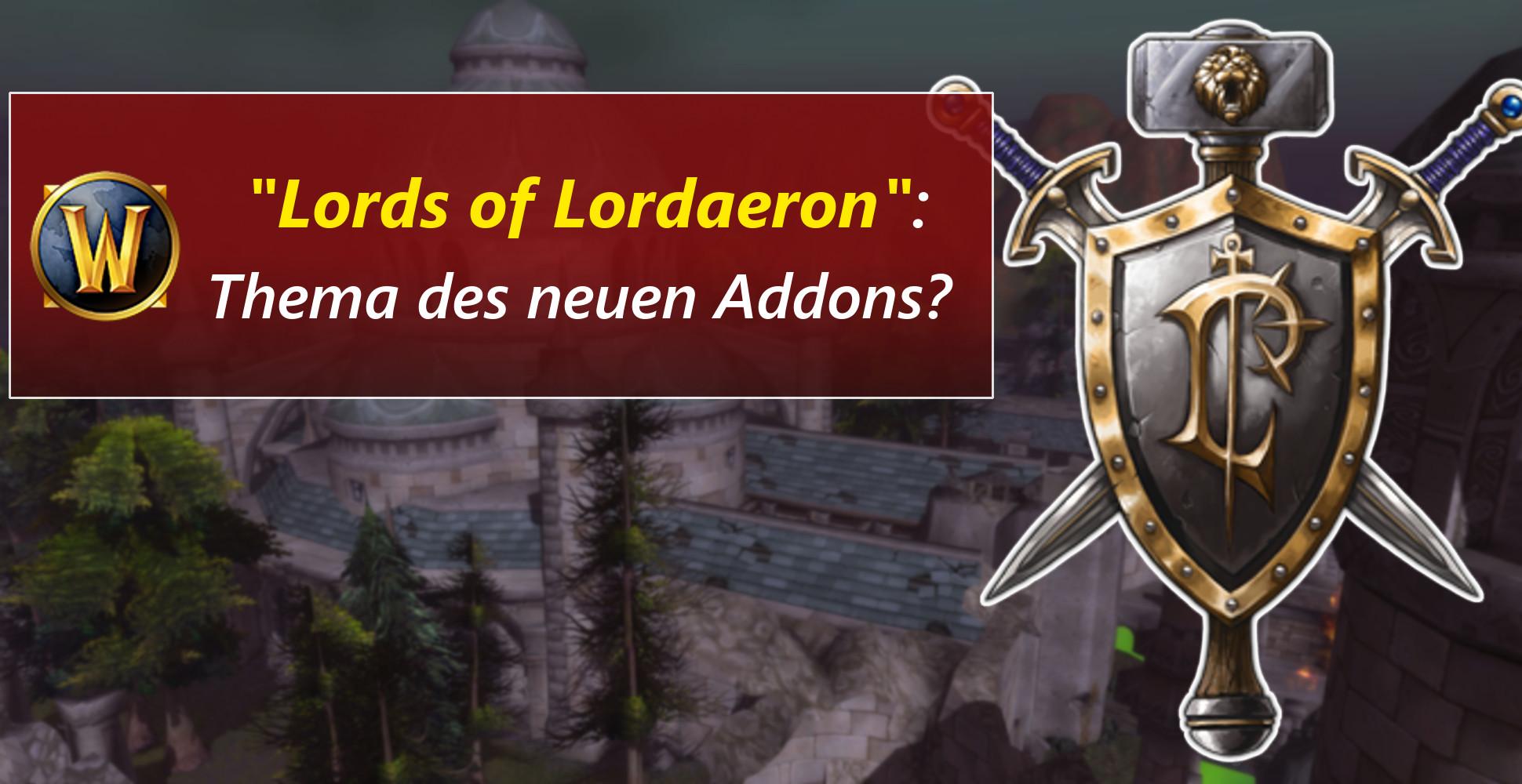"""WoW: """"Lords of Lordaeron"""" – Symbol auf der BlizzCon sorgt für Aufruhr"""