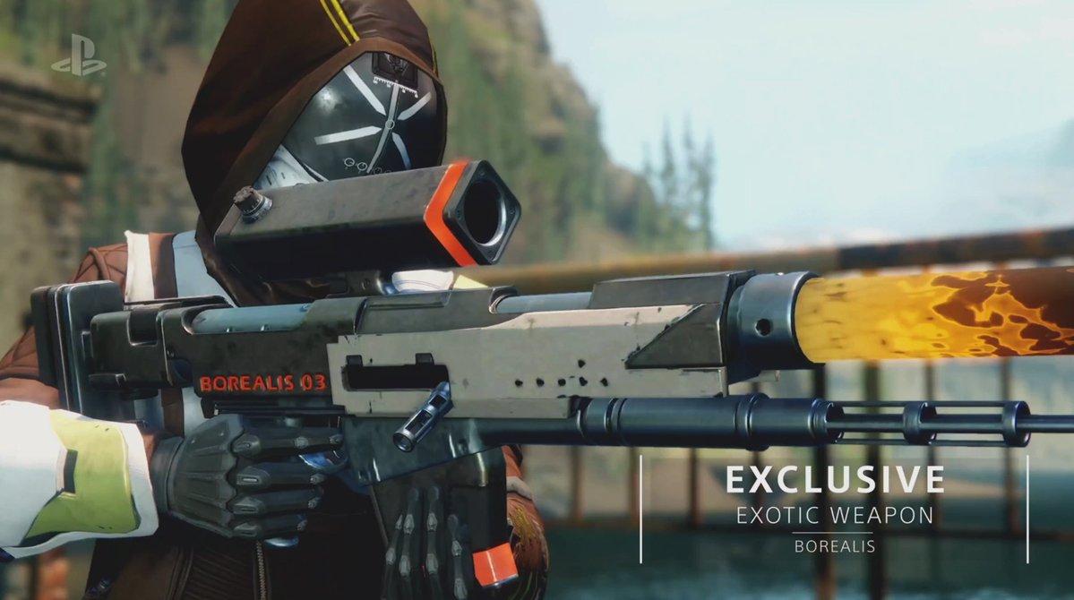 Destiny 2: Borealis – Was taugt das PS4-exklusive Scharfschützengewehr?