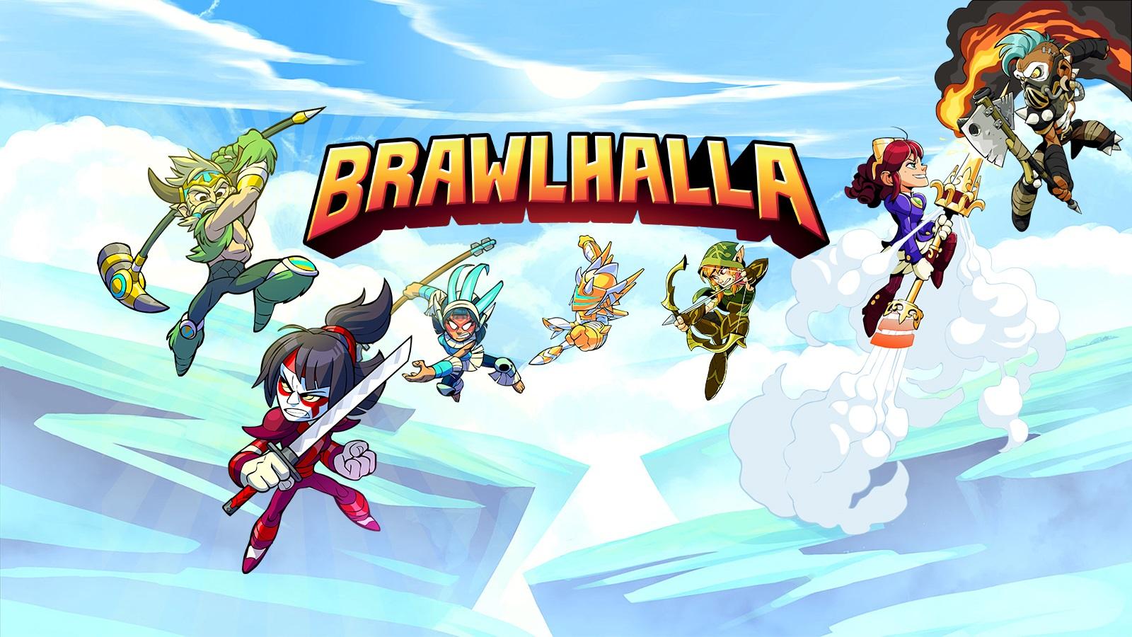 Brawlhalla ist kostenlos auf Steam & PS4 – Action á la Super Smash Bros.