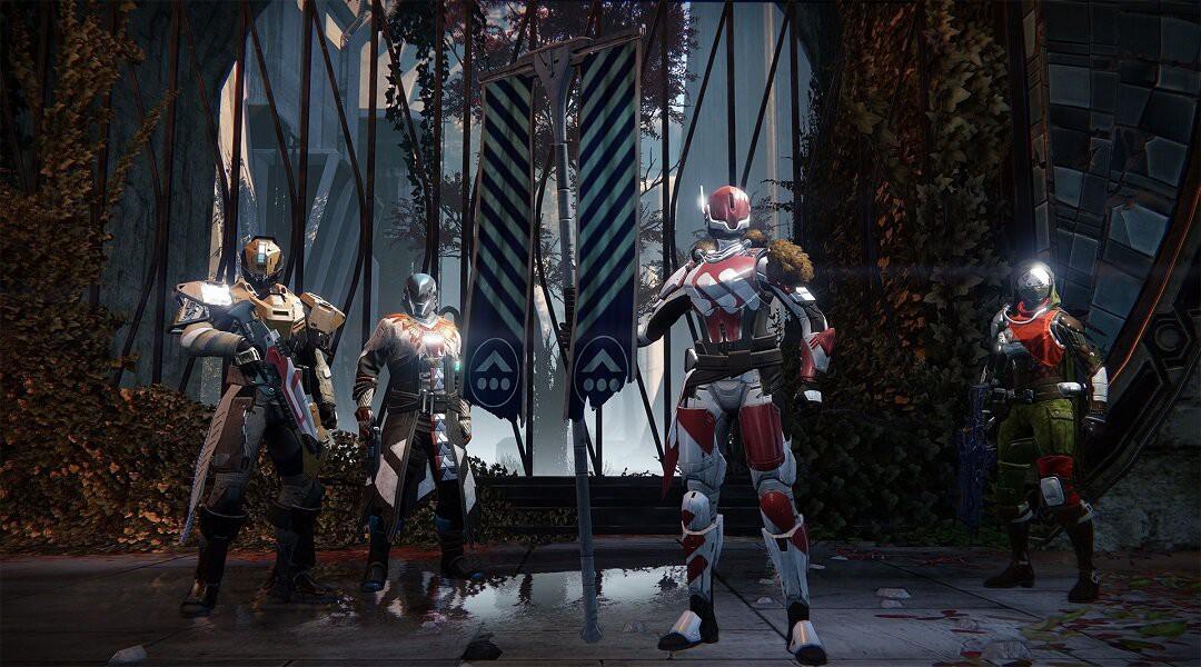 So sehen 4 Top-Streamer das neue PvP in Destiny 2