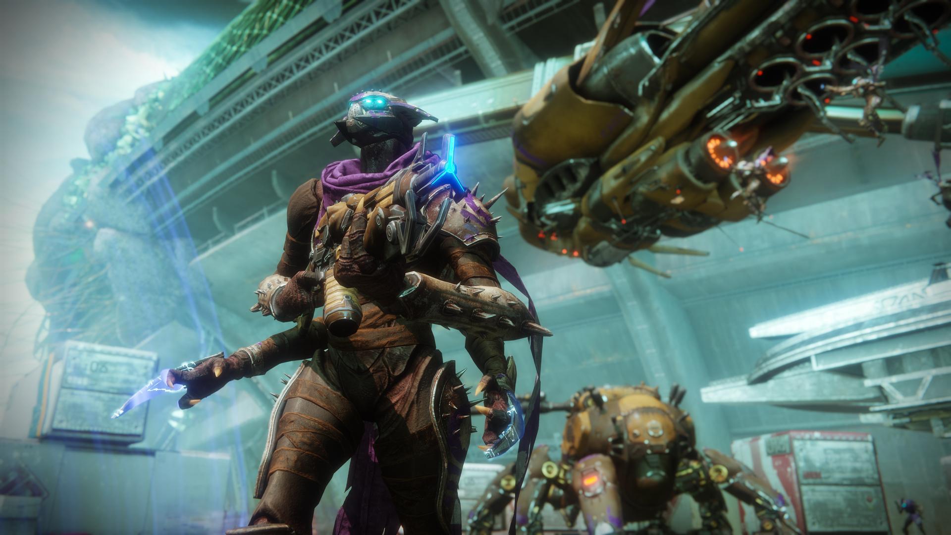 So lange dauerte die Entwicklung einer der wohl besten Quests in Destiny 2