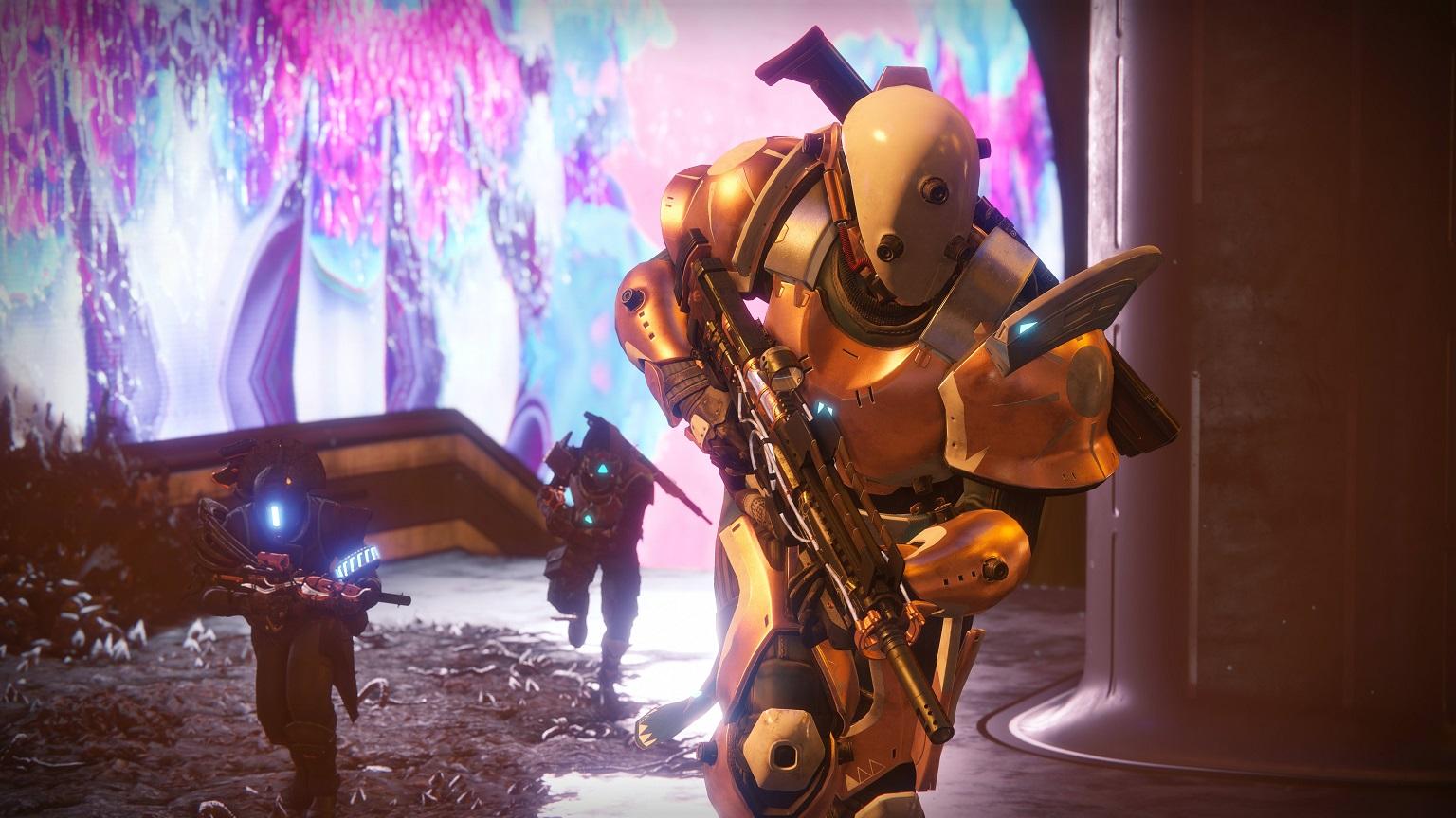 Destiny 2: Fluch des Osiris bringt PS4-exklusiven Content!