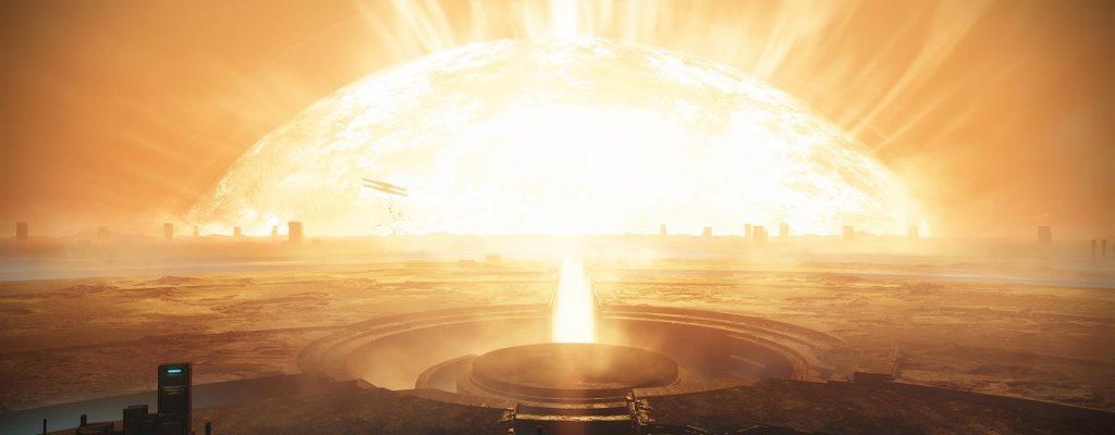 Hüter haben eine tolle Idee: Destiny 2 soll bald einen Planeten sprengen