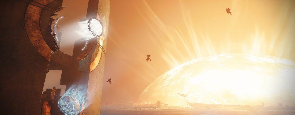 Destiny 2 erhält das größte Public-Event und 5 weitere Features auf Merkur