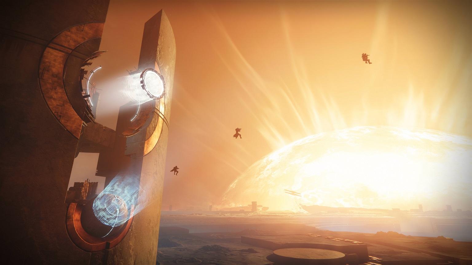 Fluch des Osiris erhöht das Max-Level von Destiny 2, bringt diese Exotics
