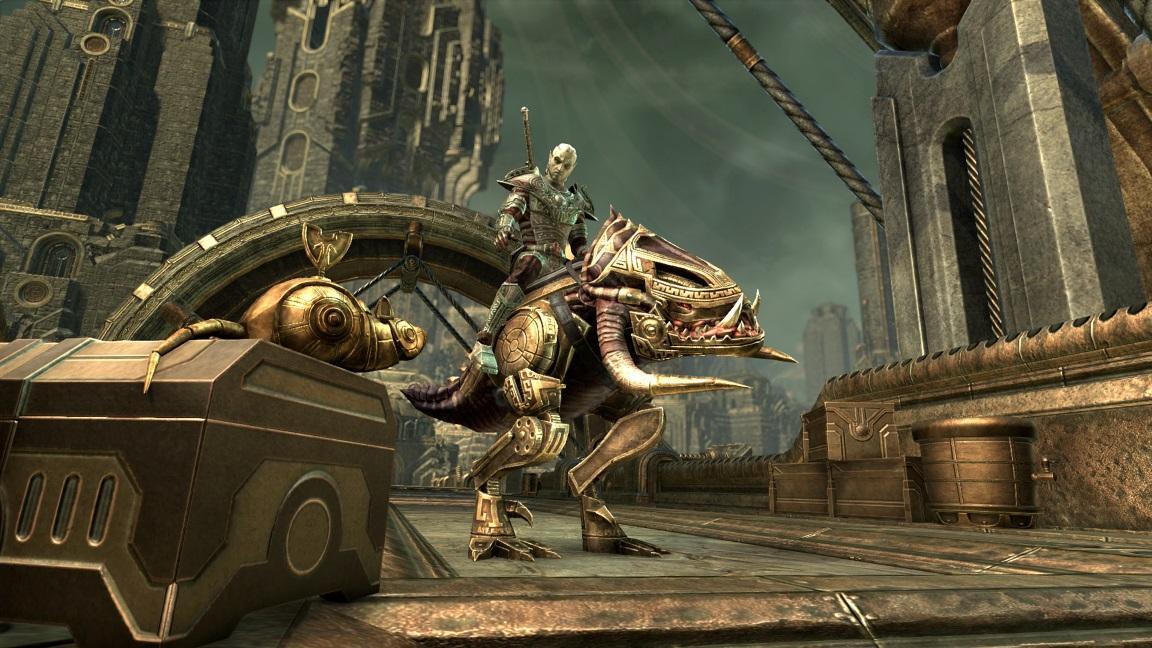 Release-Datum für den letzten DLC bei Elder Scrolls Online 2017 bekannt