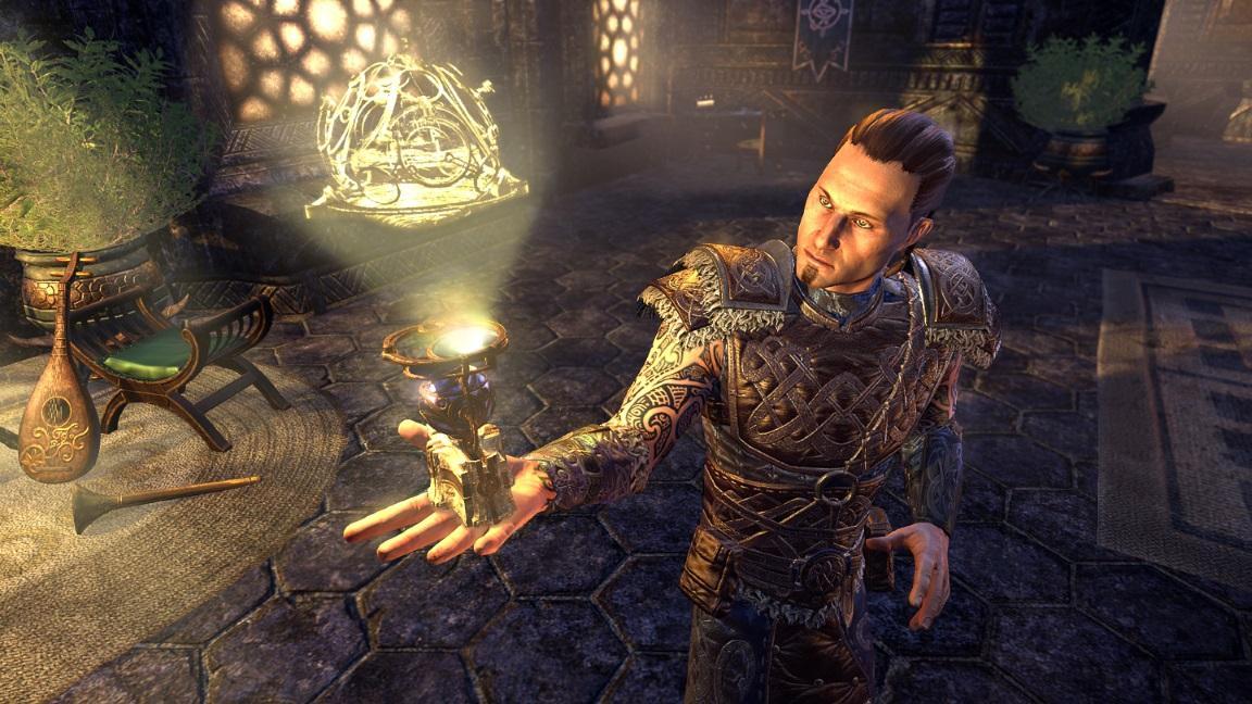 The Elder Scrolls Online verleiht Euch mehr Macht über Eure Ausrüstung
