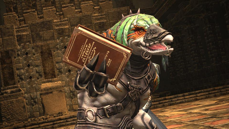 Dieser Raid in Final Fantasy XIV erweckt Klassiker zu neuem Leben!