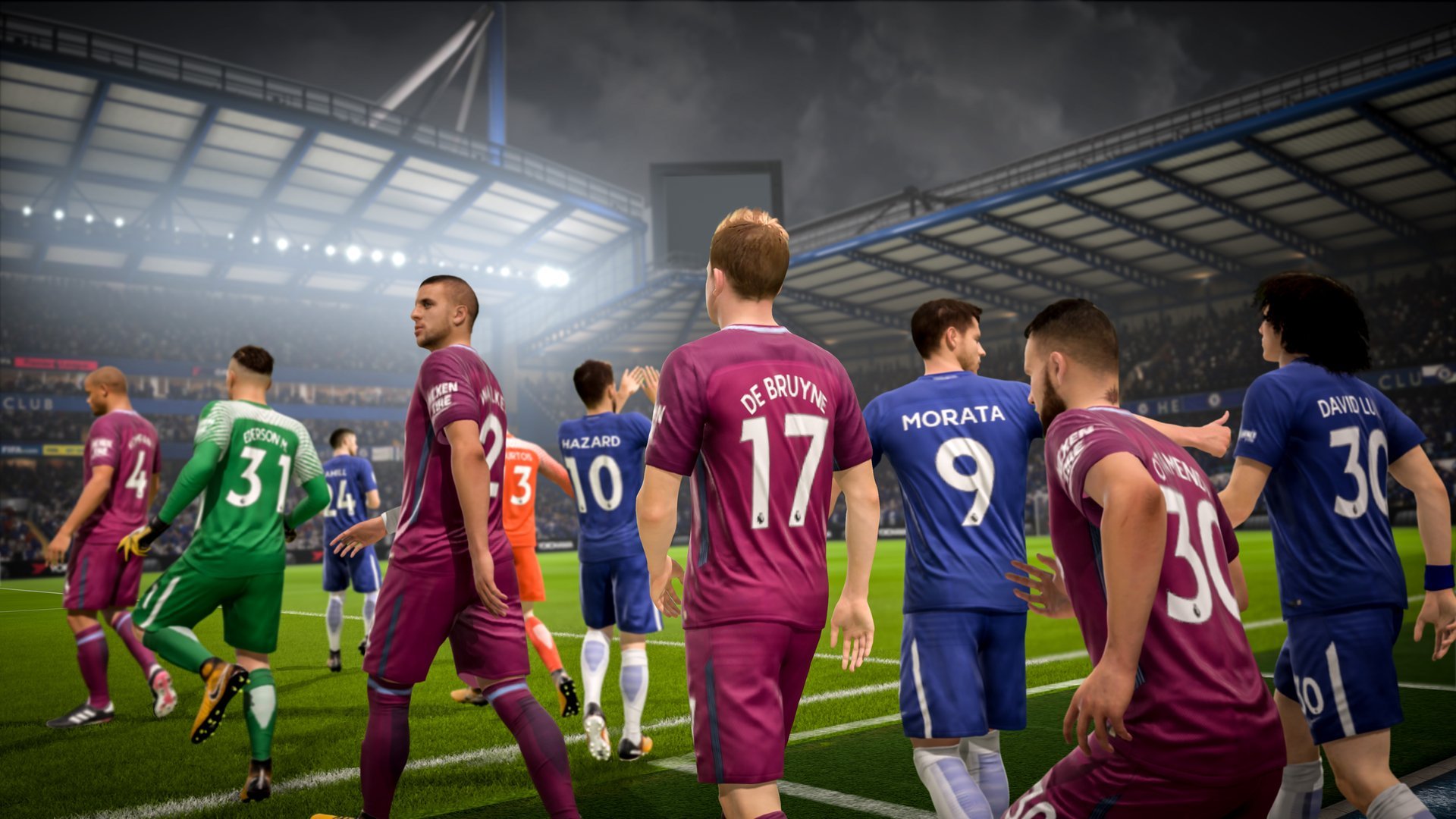 FIFA 18: Die ersten Ratings Refresh sind live! – Upgrades in der Premier League