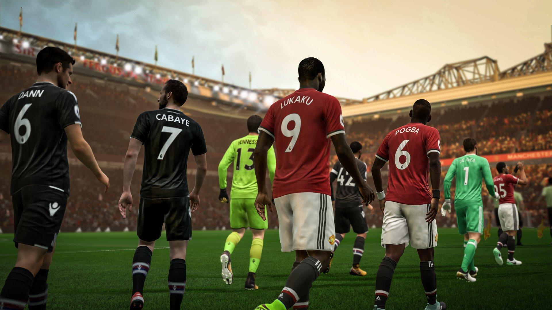 FIFA 18 TOTW 36 – Das Team der Woche 36 im Ultimate Team
