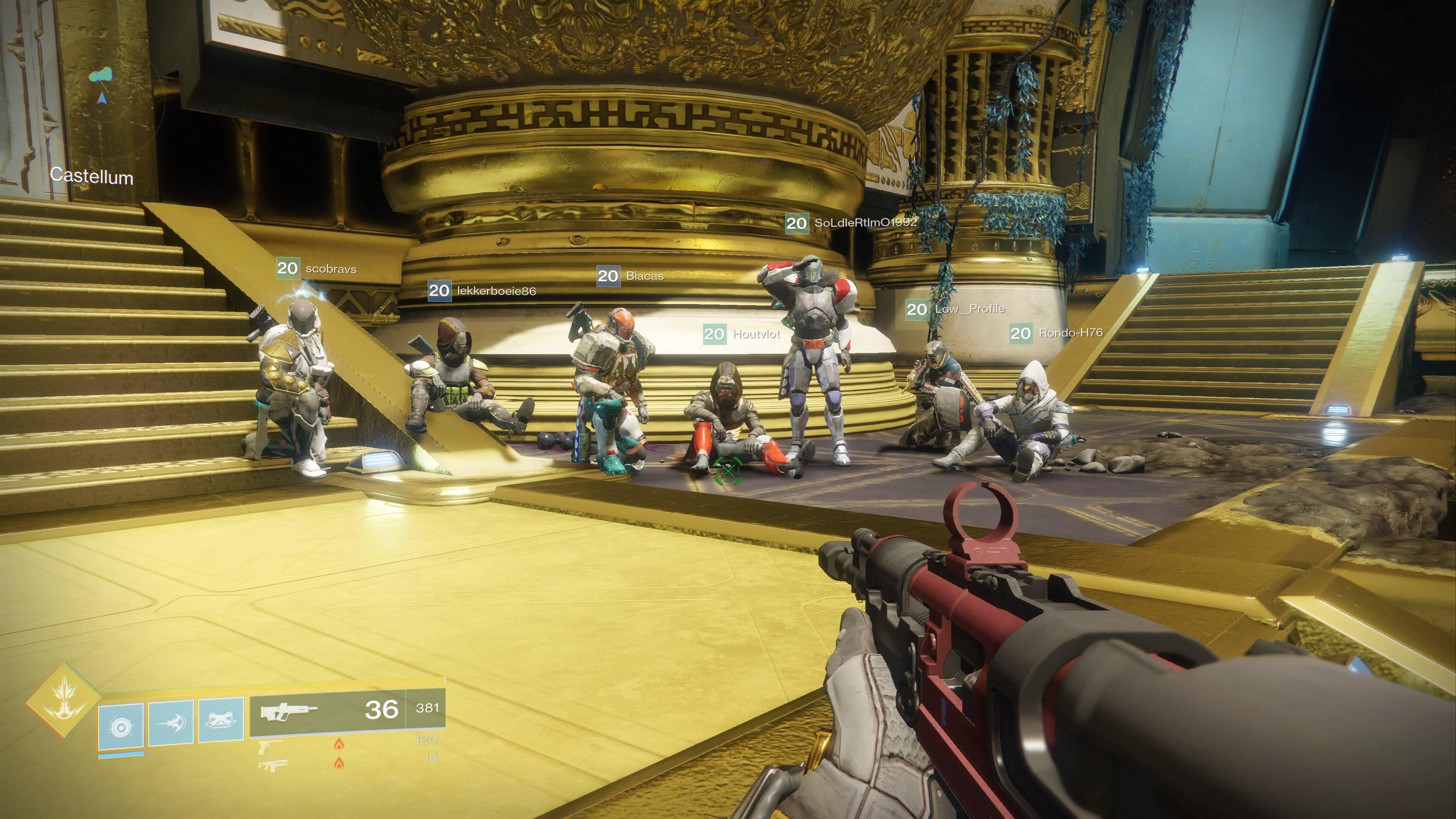 Raid XXL in Destiny 2 – Teams landen mit 9 Hütern im Leviathan-Raid