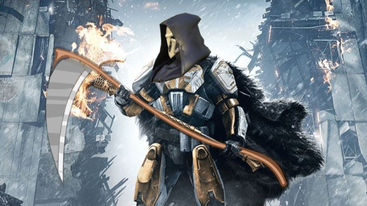 Was macht Reaper in Destiny 2? Kurioses Overwatch-Easter-Egg entdeckt