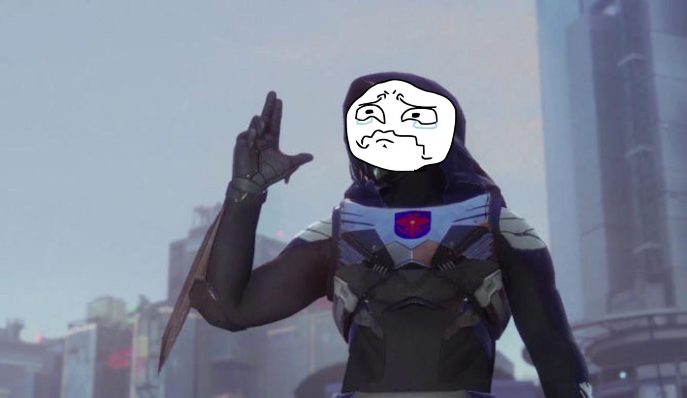 """Destiny 2: """"Keine Hunter erwünscht"""" – Darum sind Jäger im Endgame unbeliebt"""