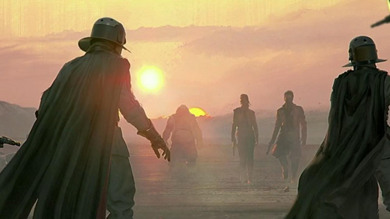 Wird Viscerals Star-Wars-Spiel zu einem neuen Destiny umgearbeitet?