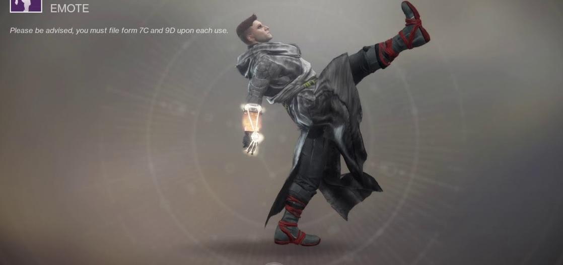 Destiny 2: Albernes Emote lässt Euch durch Wände gehen – Bungie reagiert