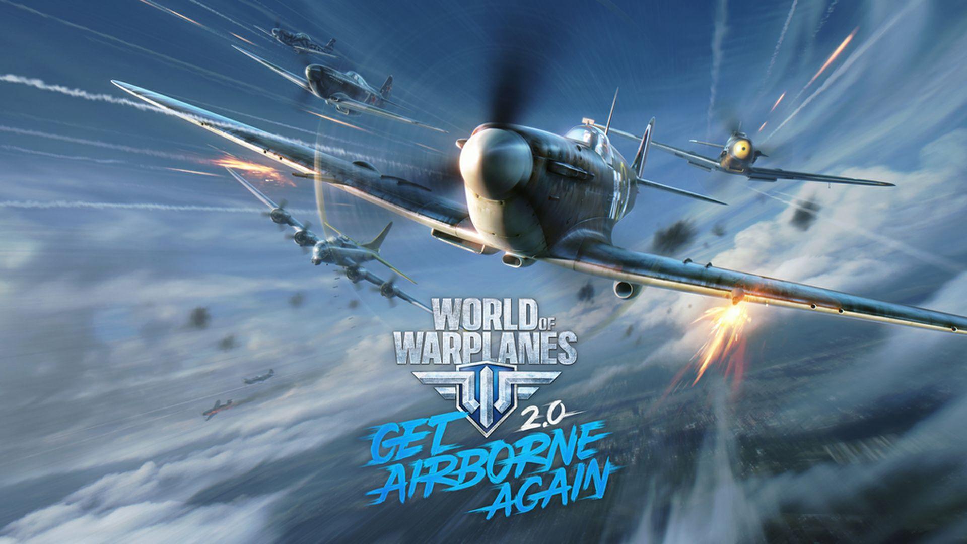 World of Warplanes soll wieder abheben – Dank Version 2.0 & Conquest-Mode