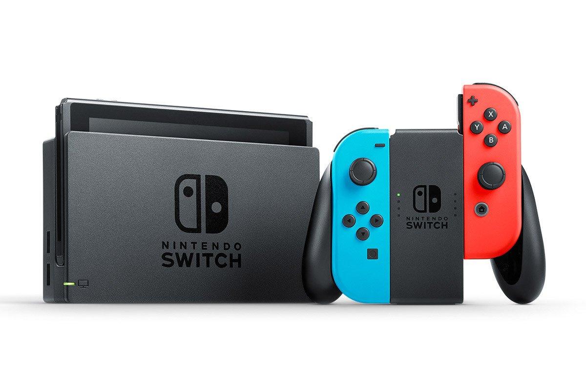 Nintendo Switch im Saturn Late Night Deal