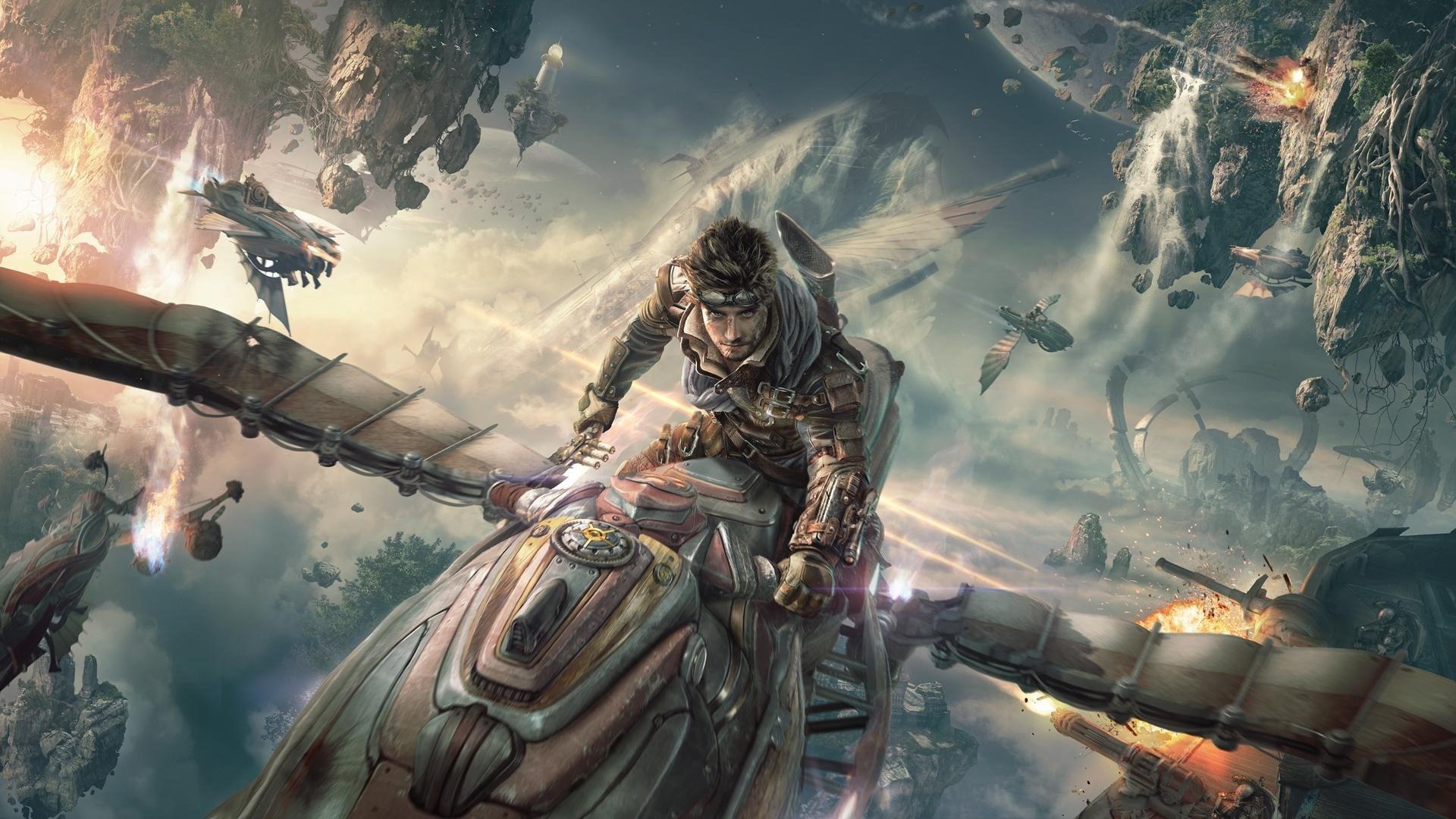 So will A:IR dem ausgelutschten MMORPG-Genre Leben einhauchen