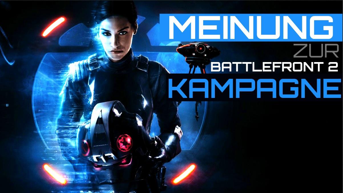 Kampagne Star Wars Battlefront 2 durchgespielt: Die halbstarke Macht