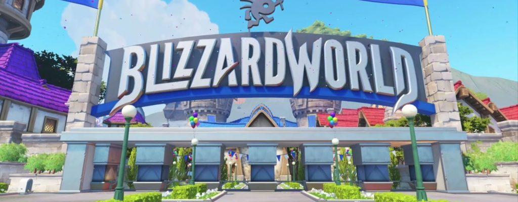 Die neue Karte BlizzardWorld bringt Blizzard-Universen nach Overwatch!