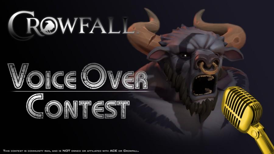 Fan-Contest für Crowfall will, dass Ihr grunzt, fiepst und röhrt