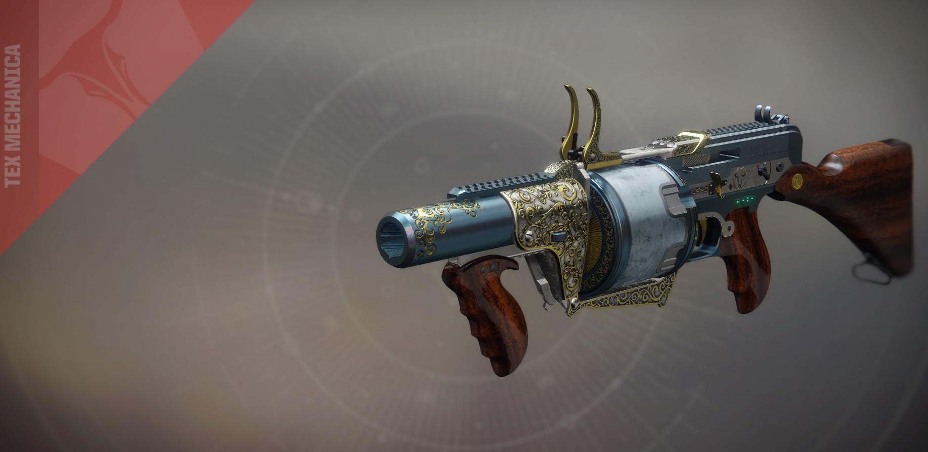 Destiny 2: Der Prospektor – Lohnt sich der edle Granatenwerfer?
