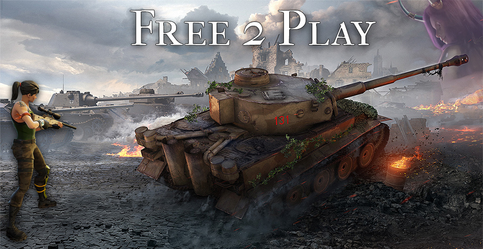Free2play Mmo