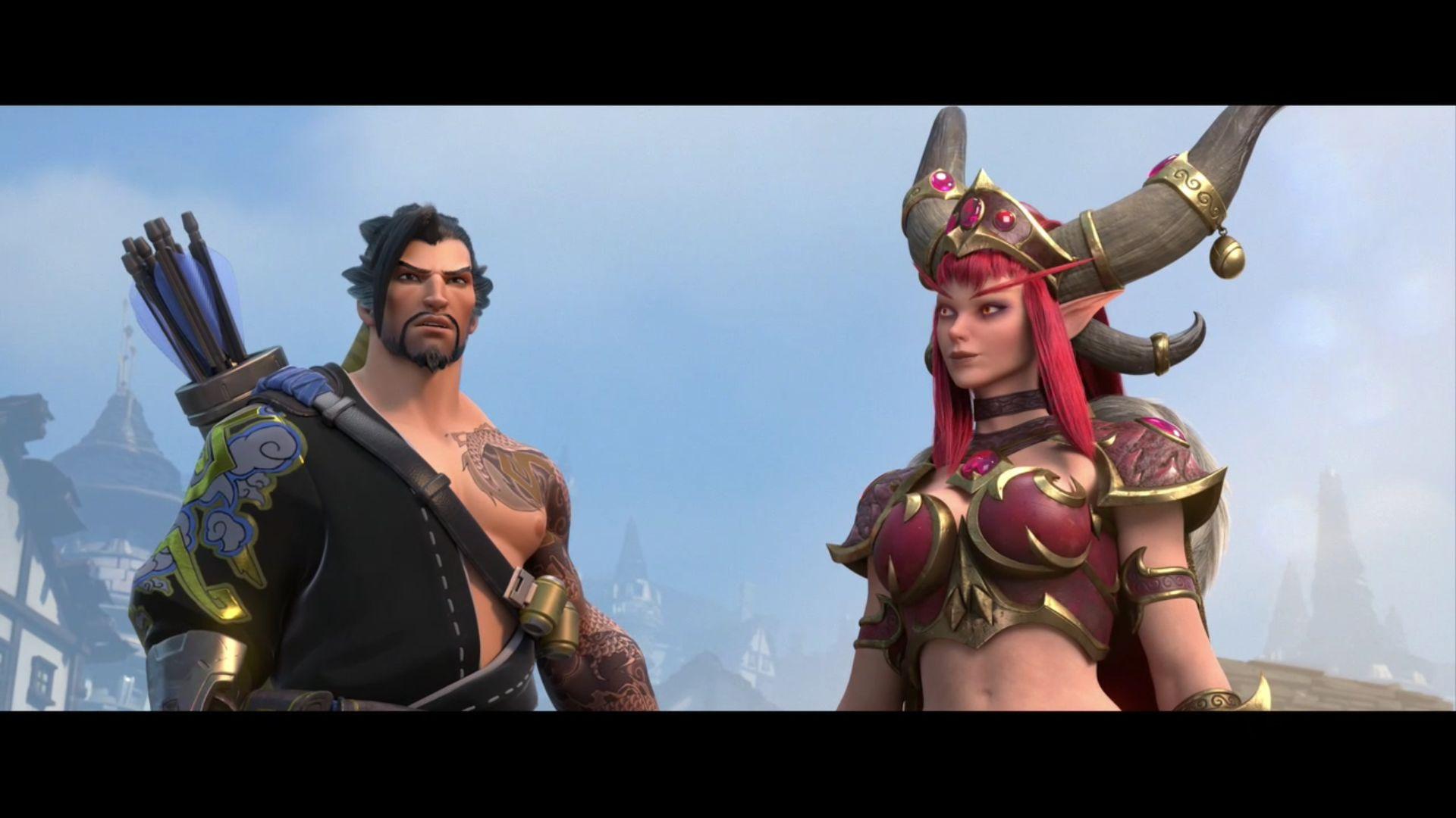 Neue Helden in Heroes of the Storm: Alexstrasza und Hanzo im Detail