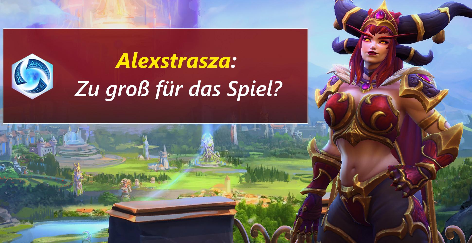 Heroes of the Storm: Alexstraszas wahre Form hätte das Spiel zerstört