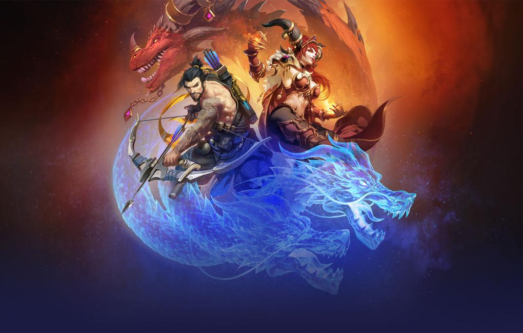 Blizzcon-Leak enthüllt neue Helden Alexstrasza & Hanzo für Heroes of the Storm!