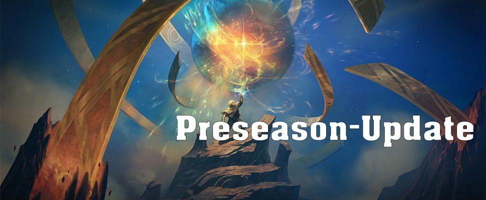 LoL Preseason-Änderungen bringen unendliche Level und neues Runensystem