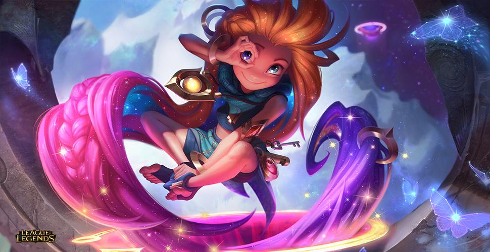 LoL – Zoe: Das sind die Fähigkeiten der neuen Heldin mit hohem Skillcap