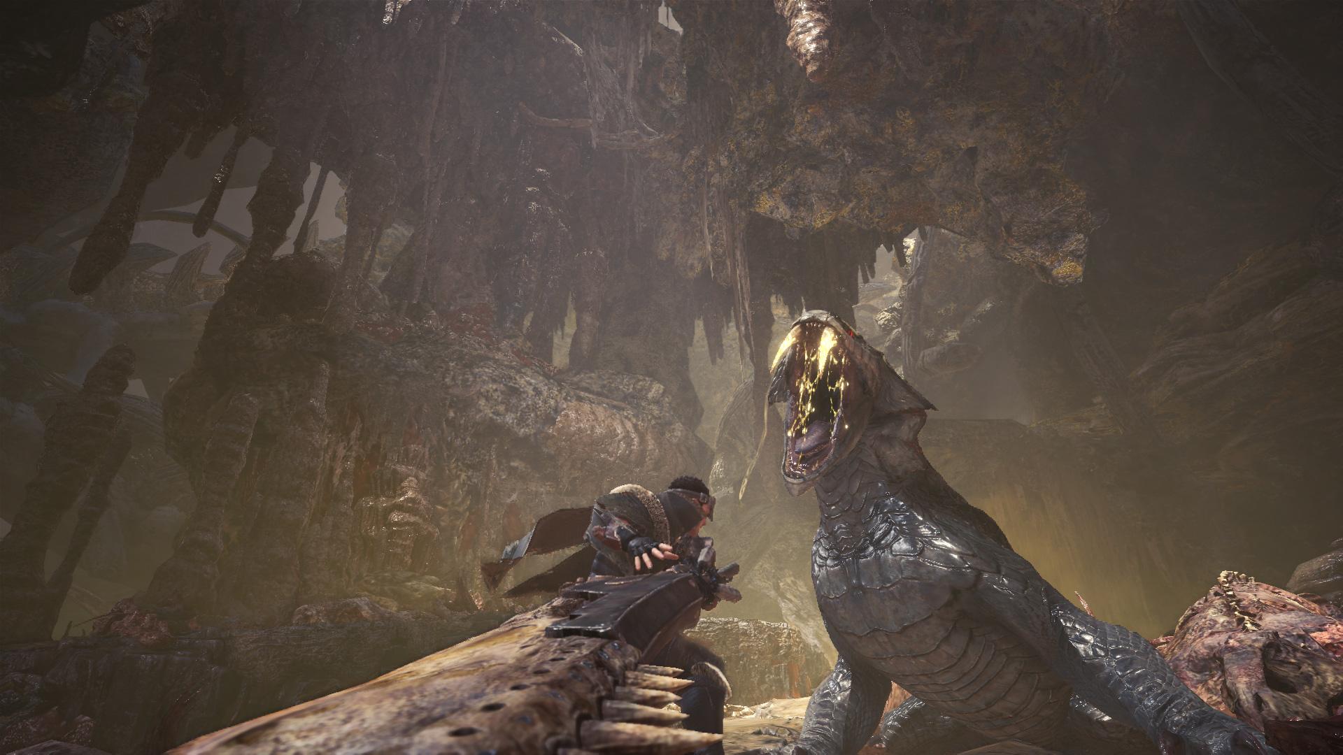Monster Hunter World: Im Tal der Verwesung lauern brutale Monster