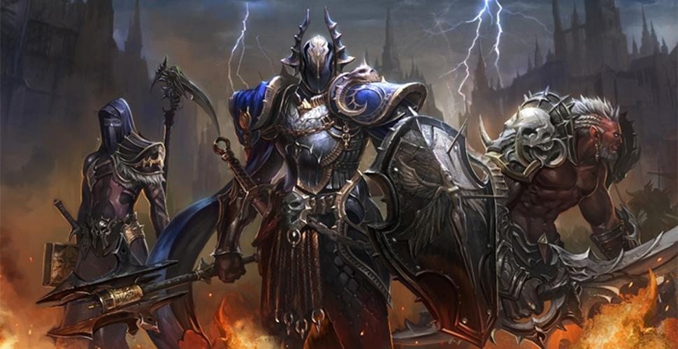 """PvP in einem """"Diablo-MMORPG?"""" – Gildenkriege starten in MU Legend"""
