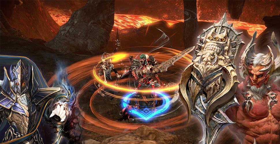 MU Legend Skill Guide – Was skillen War Mage, Dark Lord, Whisperer und Blader?