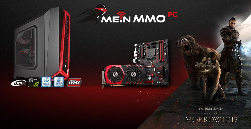 Mein-MMO Gaming-PCs so günstig wie nie und mit neuen Intel Coffee Lake CPUs