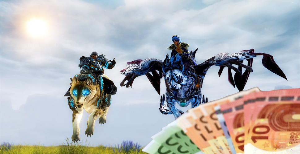 Mount-Skins in Guild Wars 2 nur in RNG-Lootboxen – Community sauer!