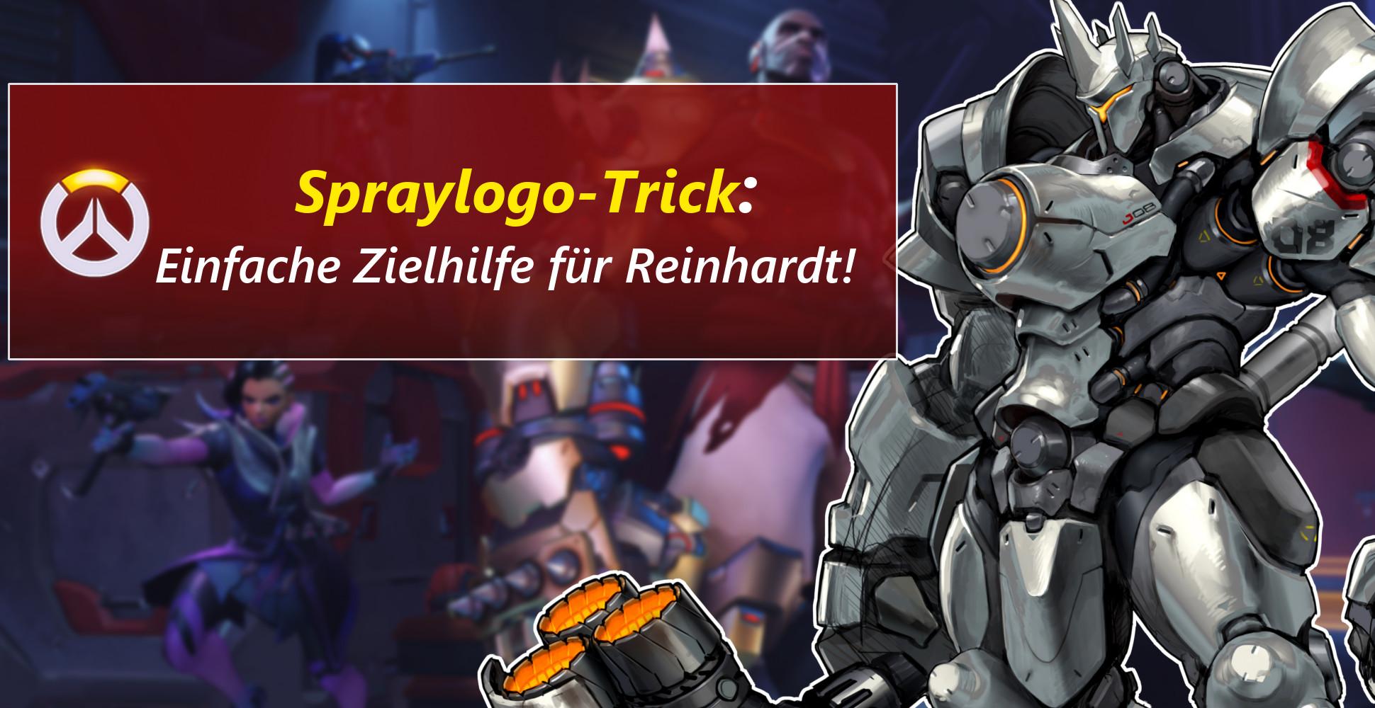 Overwatch: In den Abgrund – mit einfachem Trick zu sicheren Reinhardt-Kills
