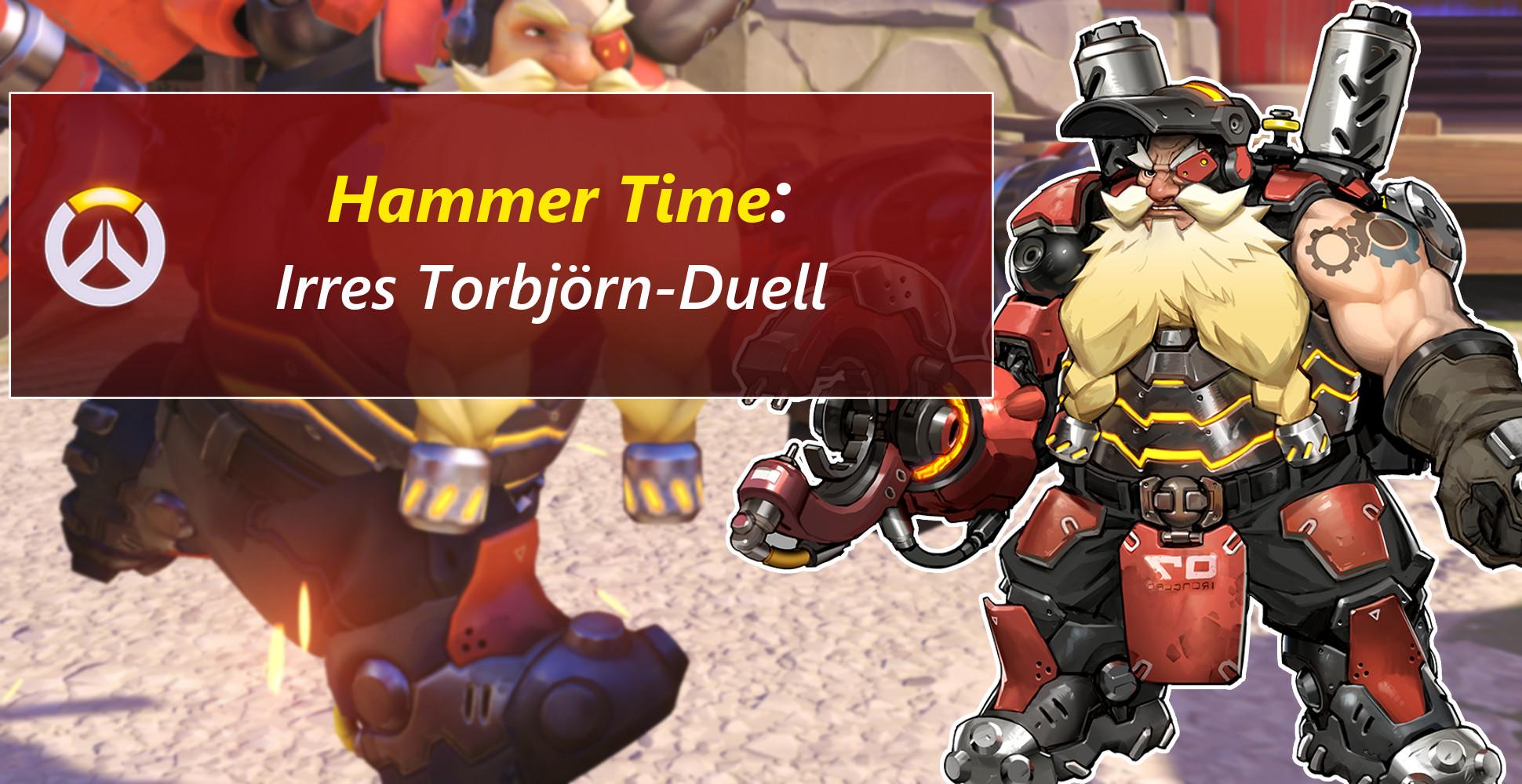 Torbjörn Hammer-Duell entscheidet Match in Overwatch