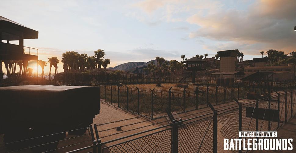 Das wird Deine neue Kampf-Arena in PUBG – Screenshots zur Wüsten-Map
