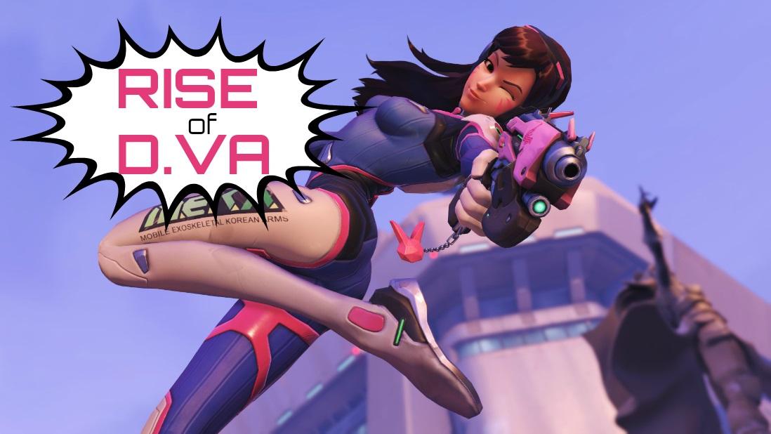 D.Va aus Overwatch ist eine Feminismus-Ikone mit eigenem Gamer-Zeug