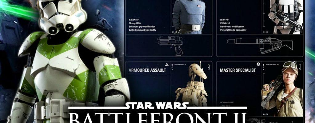 So schaltest du die besten Waffen in Star Wars Battlefront 2 frei