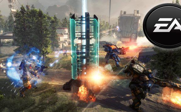 Titanfall EA Titel