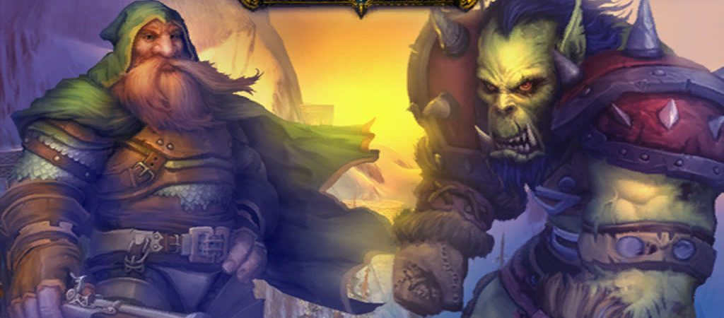 WoW Alterac Valley Loading Screen