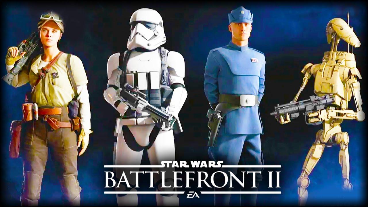 Star Wars Battlefront 2 Guide: So findet Ihr die beste Klasse für euch!