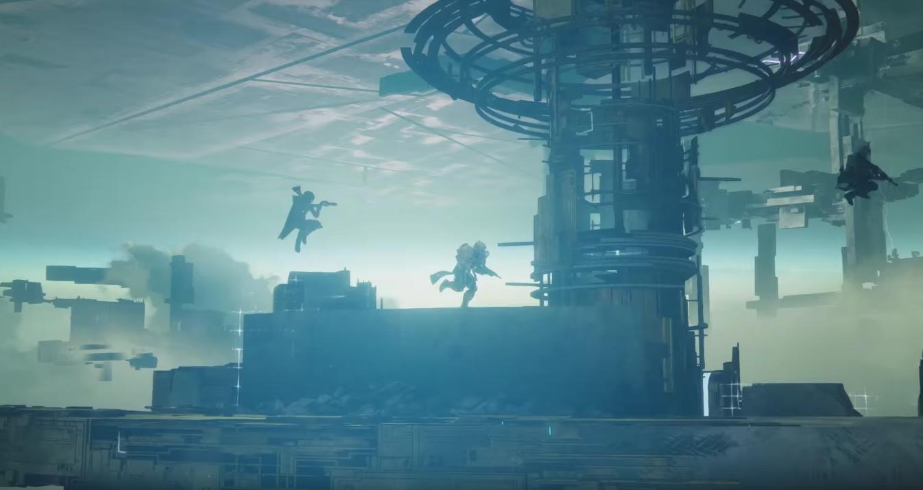 Destiny 2: Neuer Trailer zum 1. DLC zeigt den Immerforst und Osiris-Waffen