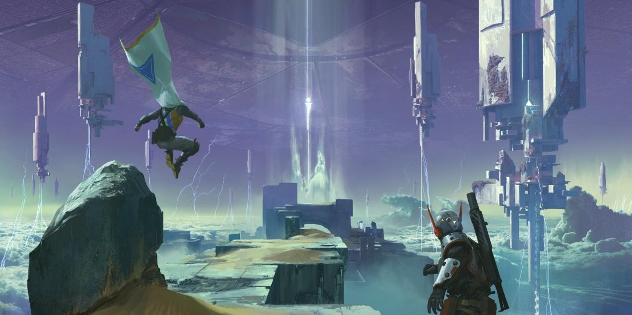 Screenshots zu Destiny 2: Fluch des Osiris – Seht hier Euer neues Gear