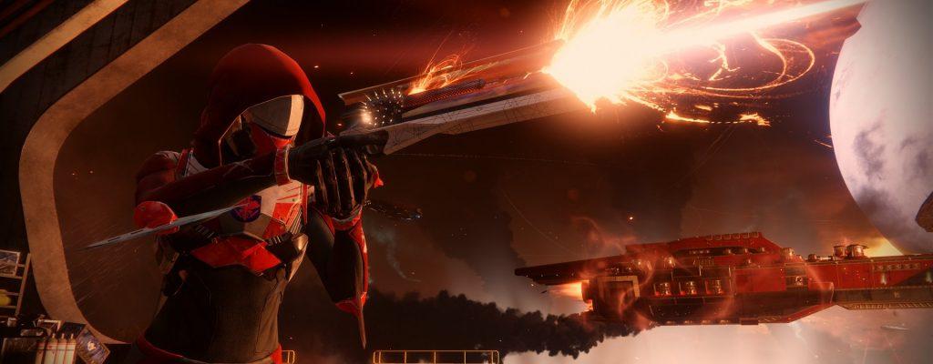 In Destiny 2 wird der Sonnenschuss explosiver – aber leider erst im Mai