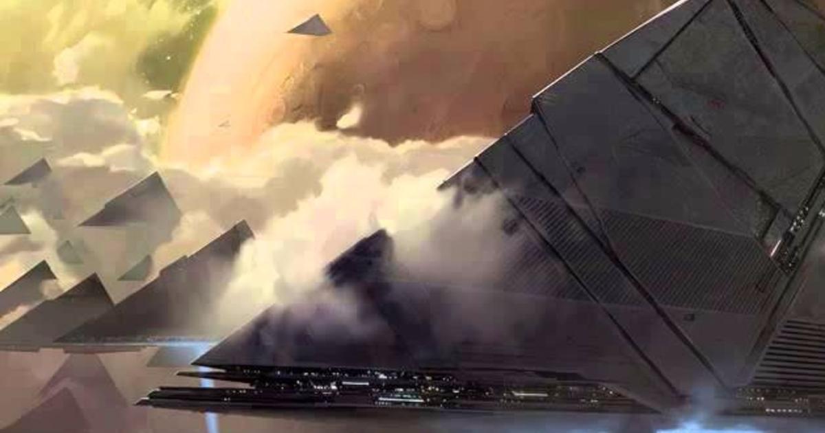 Sind Dreiecke das Symbol für das Böse in Destiny 2?