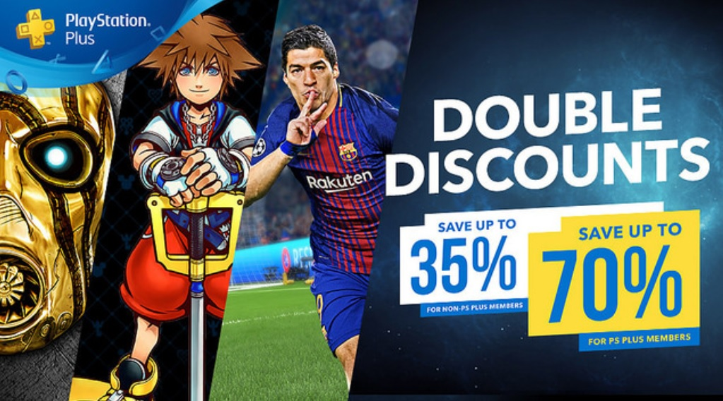 Satte Rabatte im PlayStation Store – mit PS Plus spart Ihr doppelt!